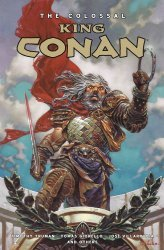 Dark Horse Comics's The Colossal King Conan Hard Cover # 1