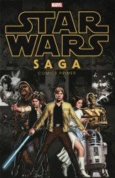 Marvel Comics's Star Wars: Saga Issue # 1