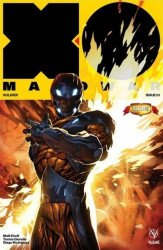 Valiant Entertainment's X-O Manowar Issue # 1dcbs