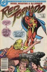 DC Comics's Red Tornado Issue # 3b