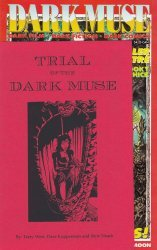 Dark Muse's Dark Muse Issue # 2limited/ashcan