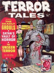 Eerie Publications's Terror Tales Issue # 9