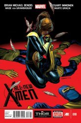 Marvel Comics's All-New X-Men Issue # 18
