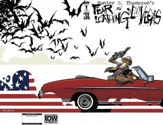 IDW Publishing's Hunter S. Thompson's: Fear and Loathing in Las Vegas Issue # 1re