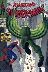 Marvel Comics's The Amazing Spider-Man Issue # 48