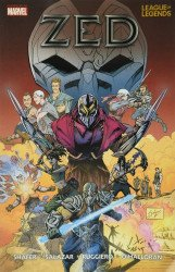 Marvel Comics's League Of Legends: Zed TPB # 1