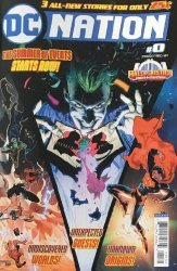 DC Comics's DC Nation Issue # 0hallofjustice