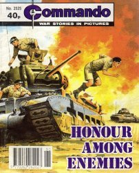 D.C. Thomson & Co.'s Commando: War Stories in Pictures Issue # 2525