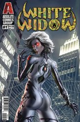 Red Giant Entertainment's White Widow Issue # 1-2nd print a