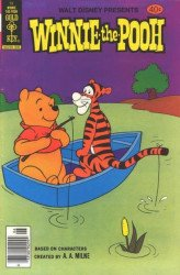 Gold Key's Winnie the Pooh Issue # 13