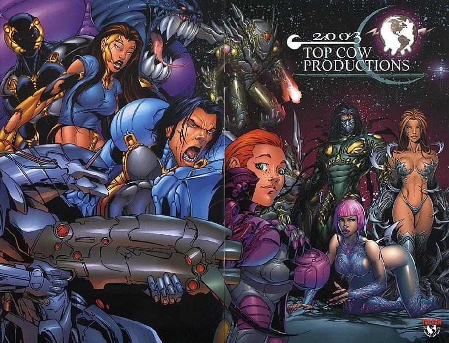 Top Cow Productions Nn (Top Cow)