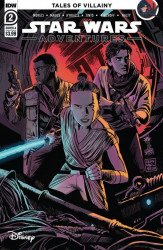 IDW Publishing's Star Wars Adventures Issue # 2