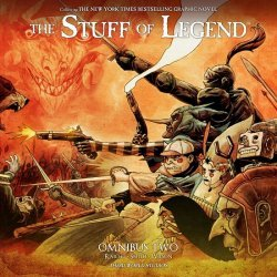 Th3rd World Studios's The Stuff of Legend Omnibus Hard Cover # 2