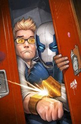 Valiant Entertainment's Quantum & Woody Issue # 3e