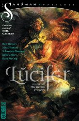DC Black Label's Lucifer TPB # 2