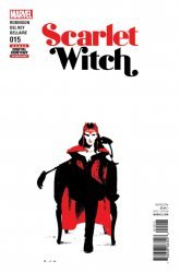 Marvel Comics's Scarlet Witch Issue # 15