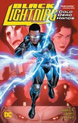 DC Comics's Black Lightning: Cold Dead Hands TPB # 1