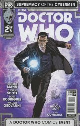 Titan Comics's Doctor Who: Supremacy Of The Cybermen Issue # 2