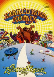 Liberty Records's Kanned Korn Komix Issue nn