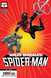 Marvel Comics's Miles Morales: Spider-Man Issue # 2 - 3rd print