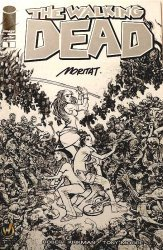 Image Comics's The Walking Dead Issue # 1wwaustin-d