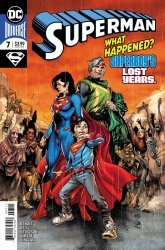 DC Comics's Superman Issue # 7