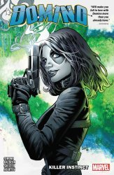 Marvel Comics's Domino TPB # 1