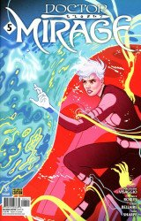 Valiant Entertainment's Doctor Mirage Issue # 5d