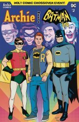 Archie Comics Group's Archie Meets Batman '66 Issue # 2e