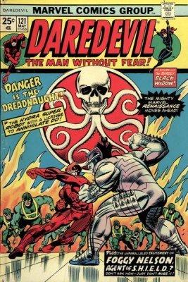 Marvel Comicss Daredevil Issue 121