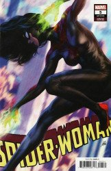 Marvel Comics's Spider-Woman Issue # 5c