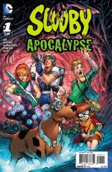 DC Comics's Scooby: Apocalypse Issue # 1