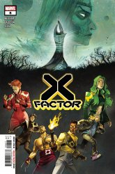 Marvel Comics's X-Factor Issue # 8