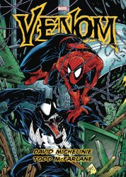 Marvel Comics's Venom: By David Michelinie & Todd McFarlane Gallery Edition Hard Cover # 1