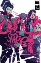 Black Mask Studios's Jade Street Protection Services Issue # 1