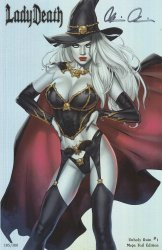 Coffin Comics's Lady Death: Unholy Ruin Issue # 1k