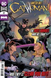DC Comics's Catwoman Issue # 22