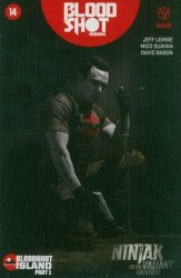 Valiant Entertainment's Bloodshot Reborn Issue # 14nycc-b