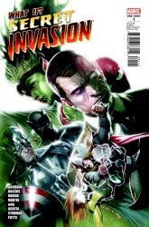Marvel's What If...? Secret Invasion Issue # 1