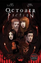 IDW Publishing's October Faction: Open Season TPB # 1