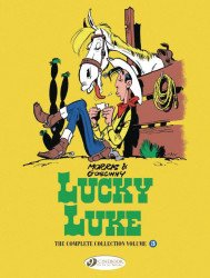 Cinebook's Lucky Luke Hard Cover # 3