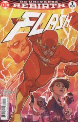DC Comics's The Flash Issue # 1-2nd print