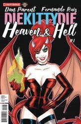 Chapter House Publishing Inc.'s Die Kitty Die: Heaven and Hell Issue # 1b