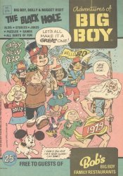 Timely Comics's Adventures of Big Boy Issue # 273