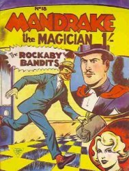 L. Miller & Son's Mandrake the Magician Issue # 18