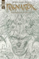 IDW Publishing's Ragnarok: Breaking of Helheim Issue # 5b