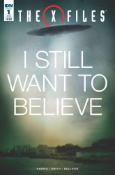 IDW Publishing's X-Files Issue # 1sub