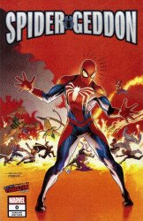 Marvel Comics's Spider-Geddon Issue # 0nycc-b