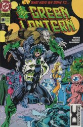 DC Comics's Green Lantern Issue # 56b