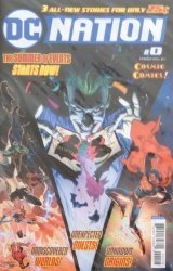 DC Comics's DC Nation Issue # 0cosmic